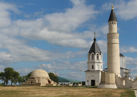 Древний город Булгар