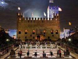 В Италии состоится исторический шахматный турнир с живыми фигурами