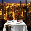 Ресторан на 95-м этаже