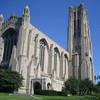 Чикагский Университет - церковь