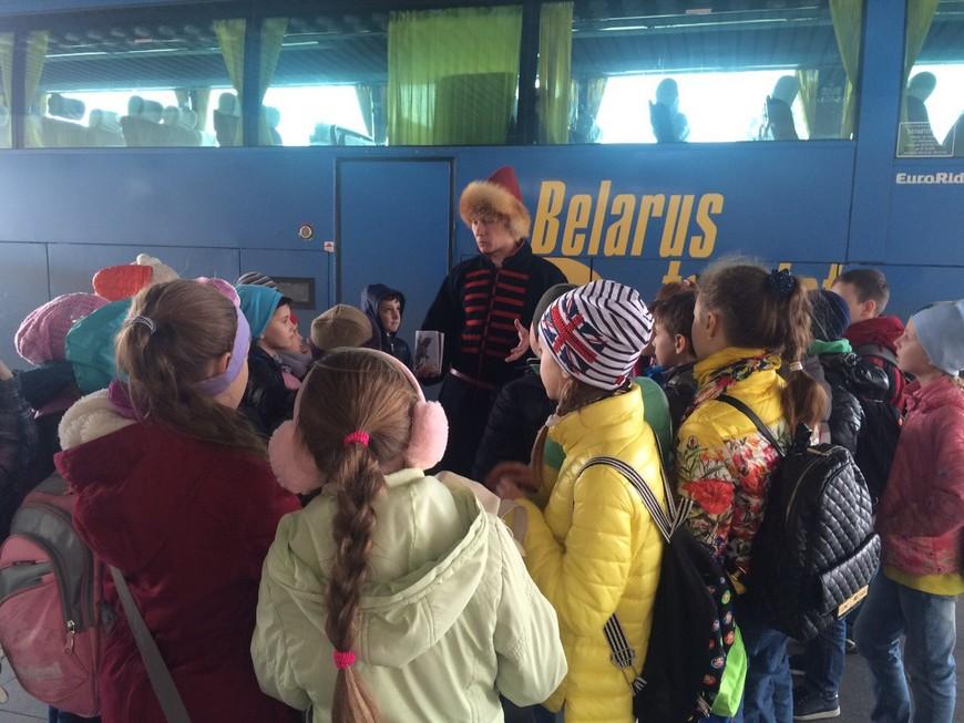 Квест для детей из Минска