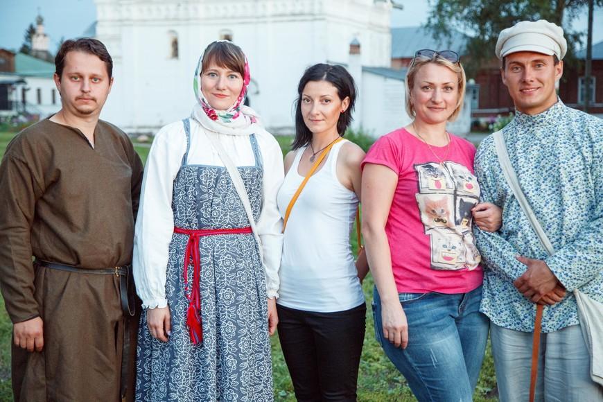 После квеста для группы из Владимира