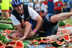 В Подмосковье пройдёт Фестиваль арбузов
