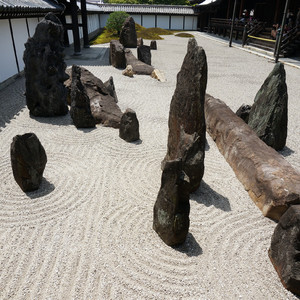 Мои любимые японские сады в Киото