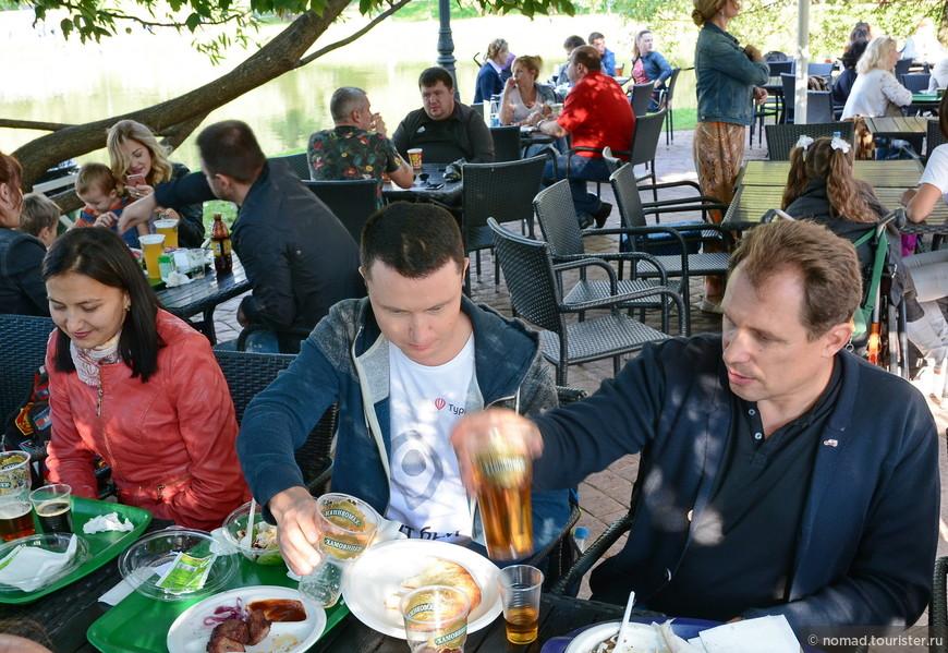 Думаете, что Вадим машет пивом? Как бы не так, там кальвадос!!!!