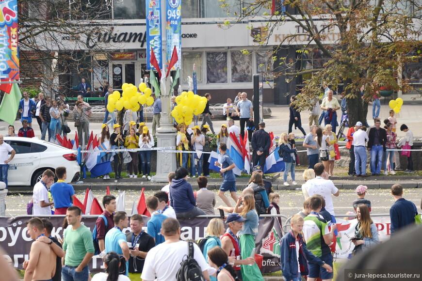 Победителем среди мужчин на самой короткой дистанции стал Дмитрий Граматовский.