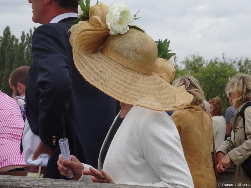И снова шляпа, которая даст фору другим!