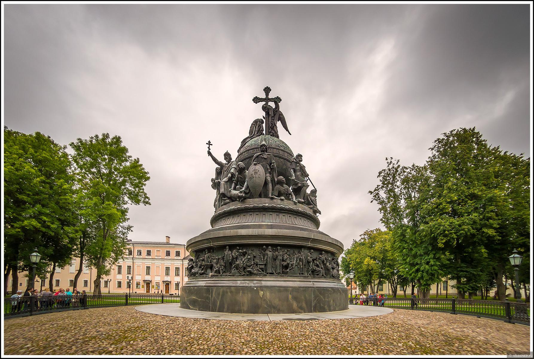 новгород памятник тысячелетие россии картинка говоря, музей