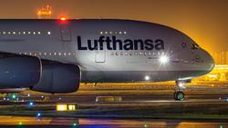 Lufthansa представляет пассажирам новый сервис