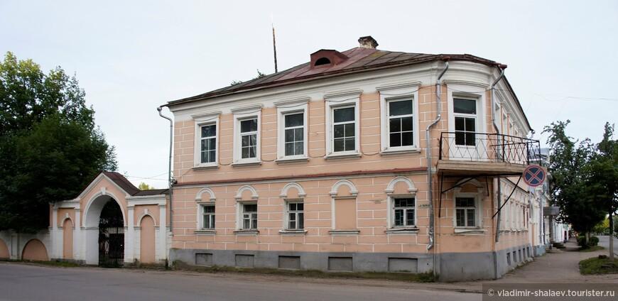 Жилой дом начала XIX века.
