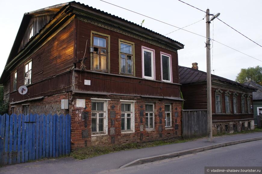 Жилой дом, 1-ая половина XIX века.