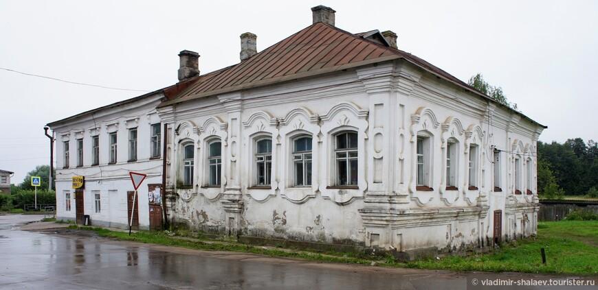 Дом купца Безносова, (середина XVIII века).