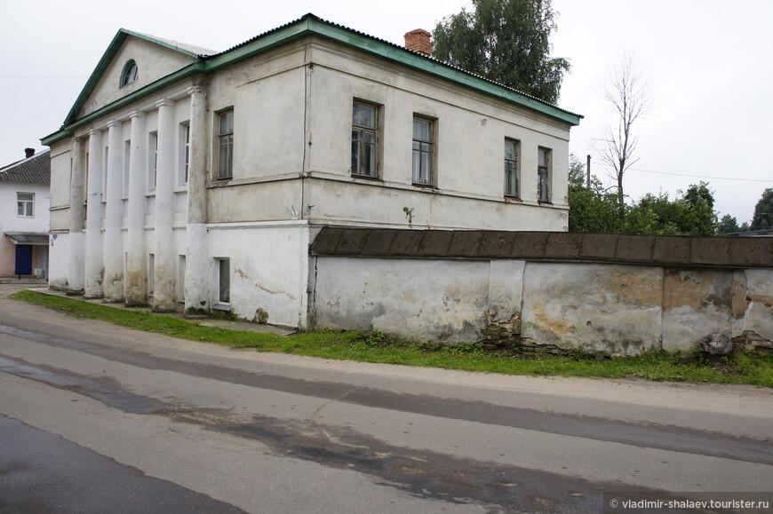 Усадьба середины XIX века на улице Карла Маркса (бывшая Малая слободка)