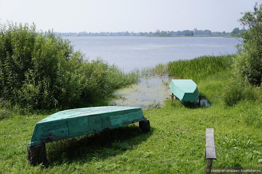 Озеро Соломено.
