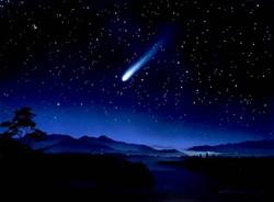 Туристов на Кипре напугал метеорит