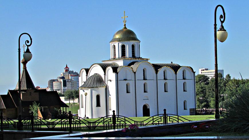 Благовещенская церковь.