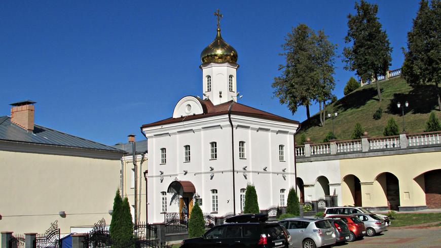 Церковь во имя св. княгини Ольги.