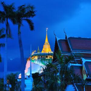 Ночной Бангкок, часть 1ая, историческая