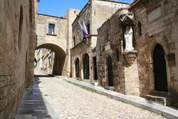 На улице Рыцарей на Родосе пройдёт день открытых дверей