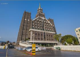 Пресвитерианская Готика Сувона (Южная Корея)