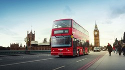 В Лондоне ввели бесплатные пересадки в автобусах и трамваях