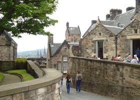 Шотландия. Часть 2. Эдинбург