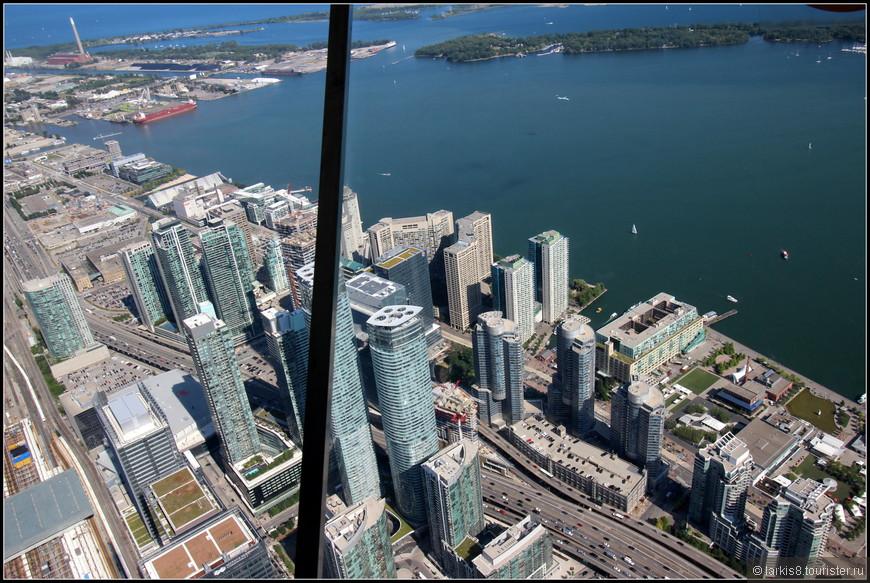 Зависнуть над Торонто