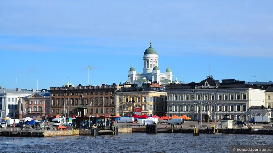 На следующее утро погода шептала!!! Если бы не прохладная погода в принципе, можно было бы подумать, что мы куда как южнее, чем в Финляндии... )