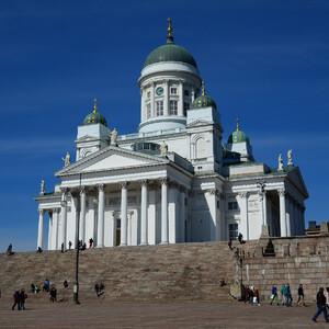 Скандинавские сказки. Хельсинки.