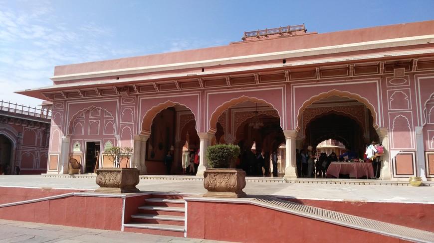 дворец раджи