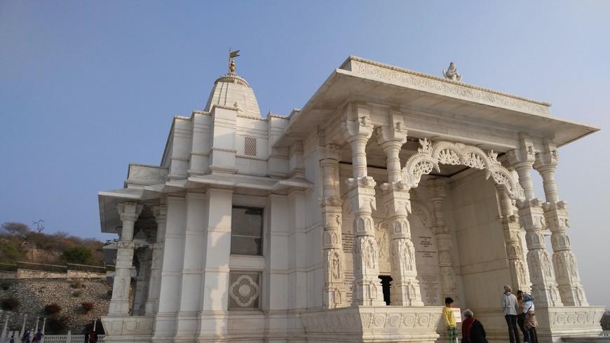 Birla Temple, храм трех религий