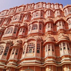 Индия. Джайпур