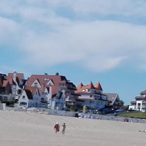 Жемчужина Бельгийского побережья.