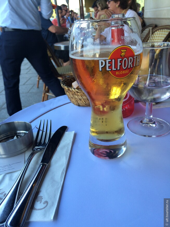 пиво в жару идет лучше всего