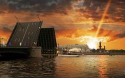 Петербург признан лучшим круизным портом Балтики