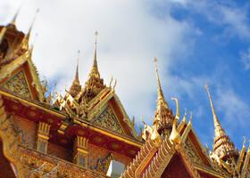 Утай Тани - часть 1, храмы