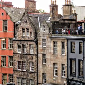 Прощание с Эдинбургом