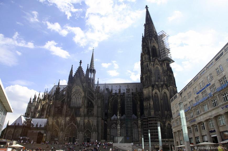 Кёльнский собор или просто Dom