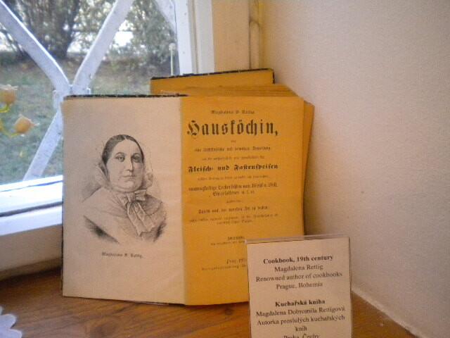 Магдалина Реттигова - автор первого полного курса  домоводства в Австро-Венгерской империи.