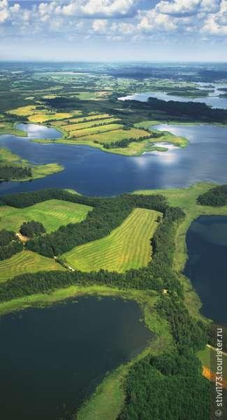 Уикенд в Беларуси(и) на Браслаславских озерах