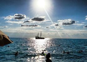 «Бархатные» выходные в Лазаревском