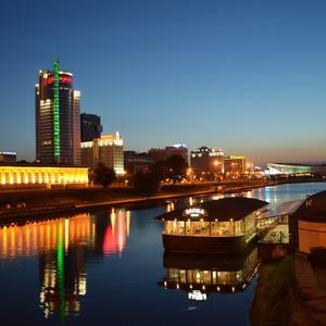 Один день в Минске.
