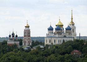 Болхов - город церквей