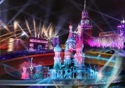 """Фестиваль """"Круг света"""" – одно из лучших световых шоу в мире"""