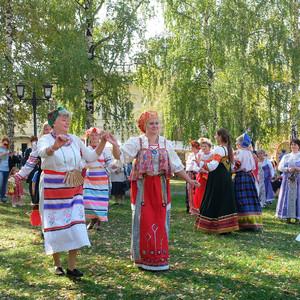 Зарайск. Фестиваль