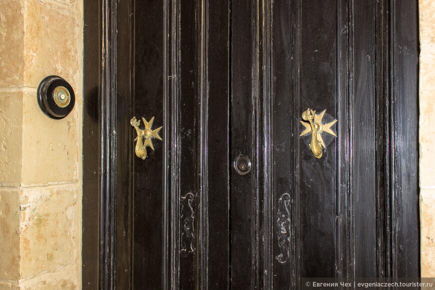 Неизменные мальтицские кресты