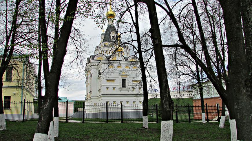Церковь Св. Елисаветы.