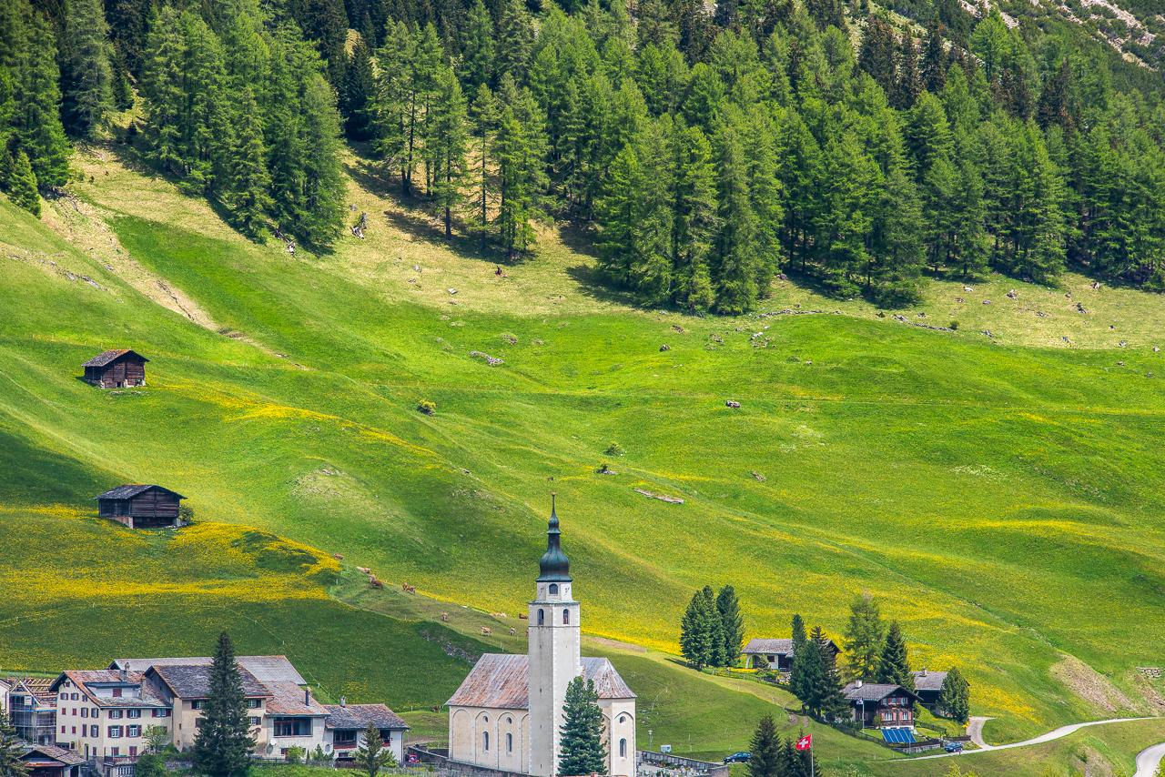 Европа 2015: День 16. Назад в Швейцарию