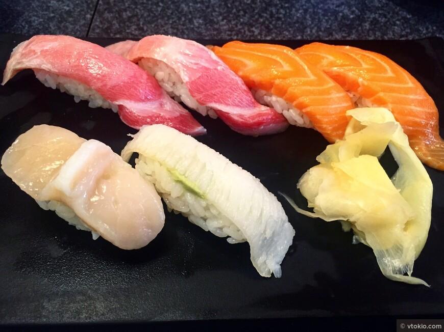 Суси или Суши