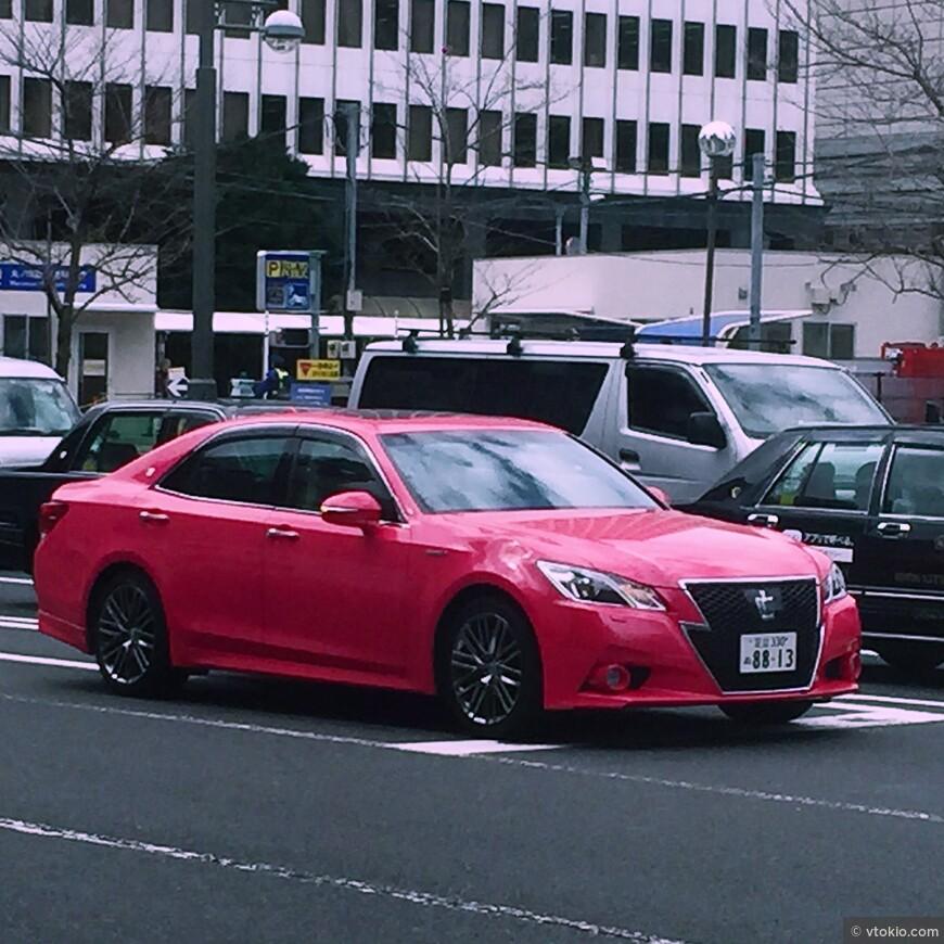 Изыск автомобильной моды